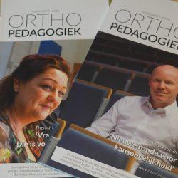 Tijdschrift voor Orthopedagogiek zoekt nieuw redactielid