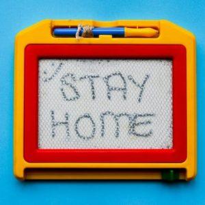 Tipsheet: Staying at home because of the coronavirus